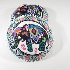 Other - Bran New Boho Elephant Pillow Cases.
